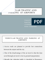 Airport parking nd vehicular parking