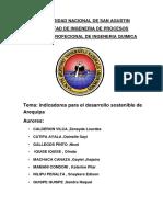 Indicadores Para El Desarrollo Sostenible en Arequipa-grupo 6.Pptx (1)