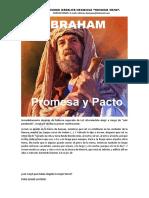 Abraham, Promesa y Pacto.