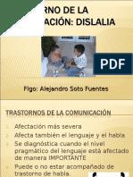 CLASE 10 Clasificacion de Dislalia 2010[1]