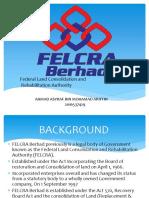 FELCRA BERHAD