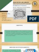 Compresor de Tornillo Helicoidal 1