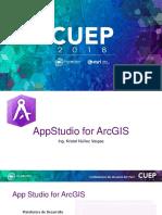 AppStudio for ArcGIS