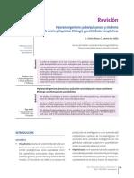 Hiperandrogenismo. Pubarquia Precoz y SOP.etiología y Terapéutica