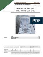 Atlas Shindler Catalogo de reposicion de piezas