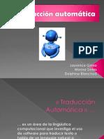 traduccion automatica