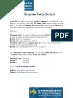 Our Script1