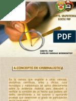 CURSO BASICO GRAFOTECNIA