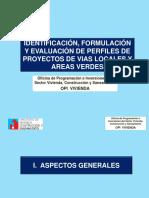 Identificación, Formulación y Evaluación de Perfiles (1)