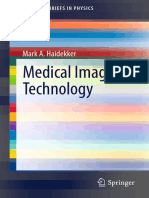 Libro Medical ImagingTechnology