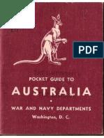 Pocket Guide to Australia