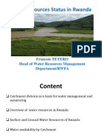 02 Rwanda Water Resources IWRM Conference 2018