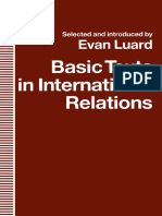 Evan Luard -Basic Texts in International Relations.
