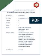 2.Manejo de Materiales de Medicion de Peso y Volumen