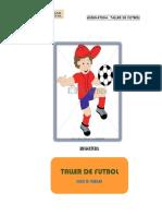 Trabajo de Taller de Futbol