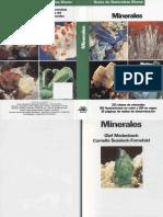 Guías de Naturaleza Blume - Minerales