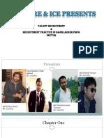Talent acquisition process