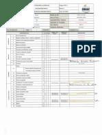 Comentarios Inspección Cargador JCB 426