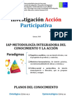 Investigación Acción Participativa -Figueredo