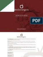 Catalogo Retos Retes 2015