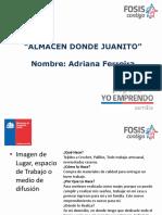Presentacion Adriana Ferreira