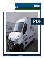 Renault Master 2011 Lhd