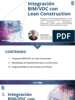 2do CongresoBIM - BIM y VDC Con Lean Consrtruction