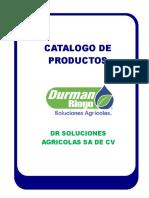 Catalogo de Productos Durman