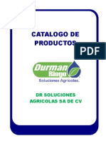 Catalogo de Productos Durman