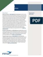 Ladenburg Securities America FINRA Arbitrations