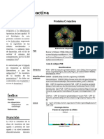 Proteína C Reactiva - Wikipedia, La Enciclopedia Libre