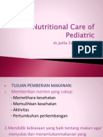 Nutritional Care of Pediatric.pptx