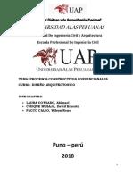 Informe de Procesos Constructivos