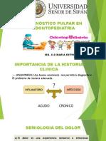 DIAGNÓSTICO PULPAR EN ODONTOPEDIATRIA.pptx