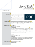 Amy Roehl M3T2