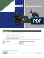 Manual Usuario Strato 250 Executive
