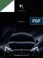 Catalogo Citroen Ds5