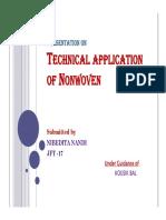 technicalapplicationofnonwoven-130509072155-phpapp02