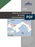 2016 Manual Edificaciones Escolares