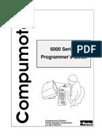 6000 Series Programmer Ghide