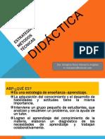 DIDACTICA_SEGUN_RUTAS_2015_EXCELENTE_MILY.pptx
