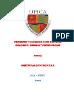 PRINCIIPIO Y EJECUCION DE UN DELITO NO CONCRETO.docx
