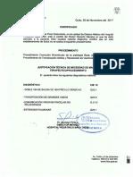 Certificado Director Baca Ortiz