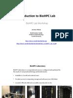 Introduction to BioHPC Lab v4
