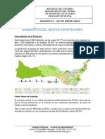 Diagnóstico Del Sector Agrpecuario