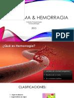 Hematoma & Hemorragia