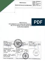 37_protocolo Seguimiento en Atencion Primaria de Salud de Otitis m