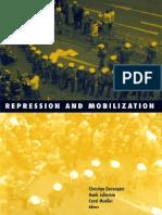 Davenport C., Johnston H. y Mueller C. - Repression and Mobilization