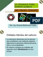 III Orbitales y Enlace Covalente