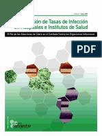 Disminución de Tasas de Infección en Hospitales e Institutos de Salud